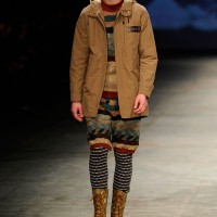 Runway Inspiration…White Mountaineering. Fall 2013…